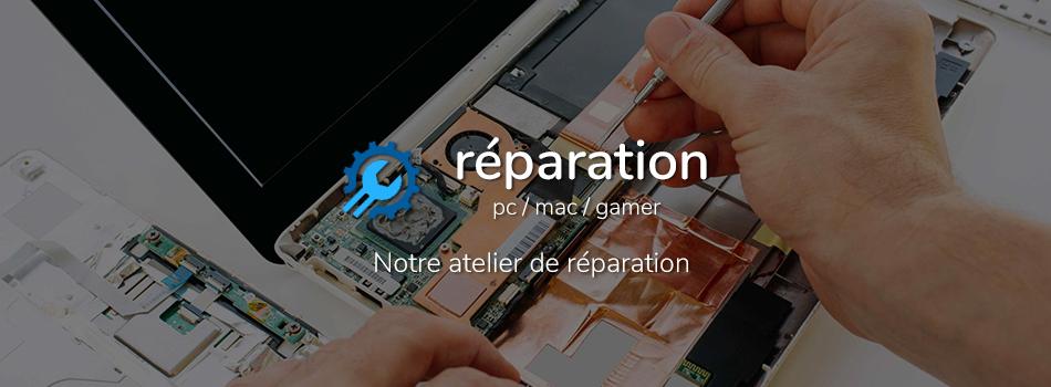 Atelier de réparation informatique - smartphone et tablette