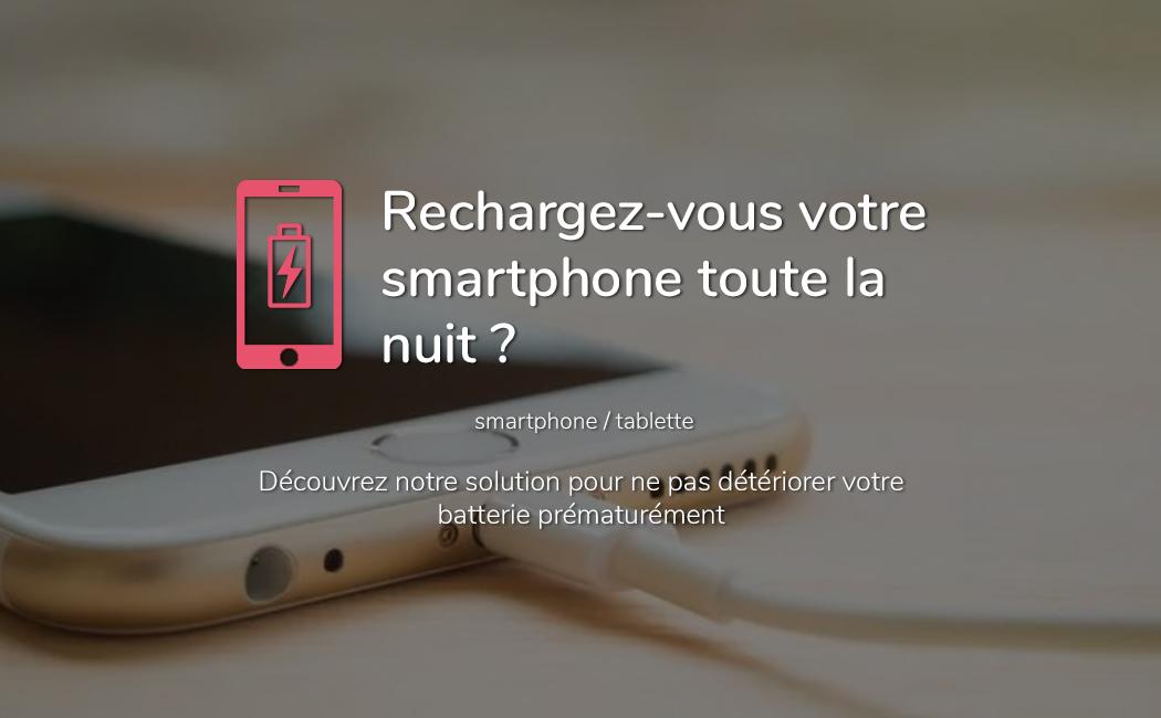 Découvrez le câble intelligent ! Lightning pour iPhone, Micro-USB et USB type-C